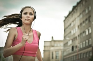 woman-running-with-headphones
